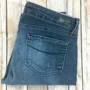 Paige Skyline Straight Leg Jeans Sz 28